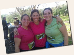 kellylisaheidi trail run