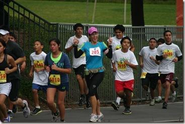 Lisa half marathon