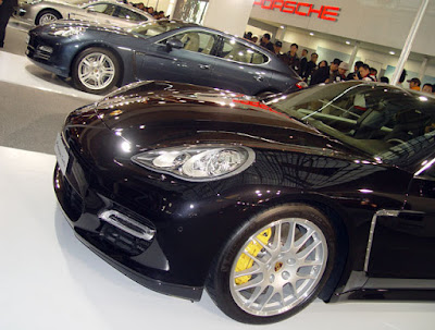 [Event] 2010台北車展現場記實:Porsche、Luxgen、Nissan、Toyota、Nissan…和其他遺珠篇