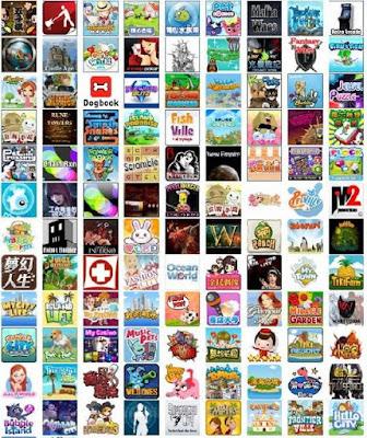 [FB] 2010年上半年臉書最佳遊戲Top 10!
