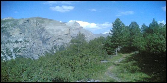 Passeggiando in alta Valtellina