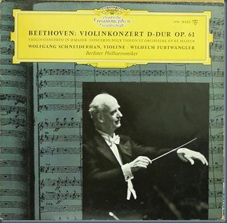 BeethovenVCSchneiderhanFurtwangler