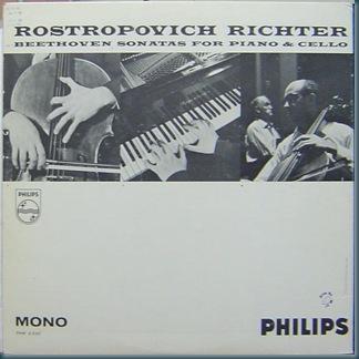 BeethovenCSRostropovich
