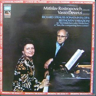 RichardStraussCSRostropovich