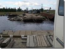 Paanajärvi färja2