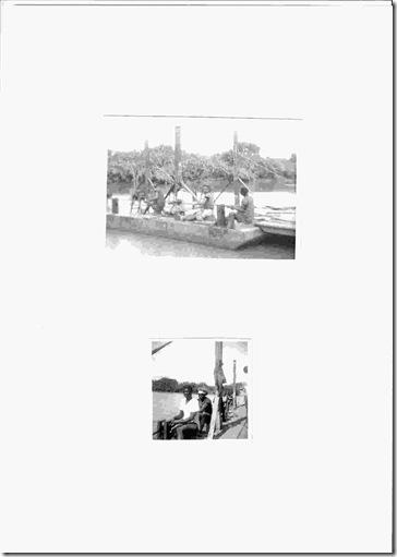 Nationalparken Gorongoza i Östafrikas Mozanbique, år 1953
