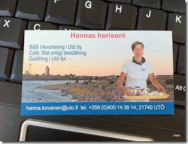Hannas Horisont
