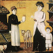 N. Pirosmani. Fruit Stall.