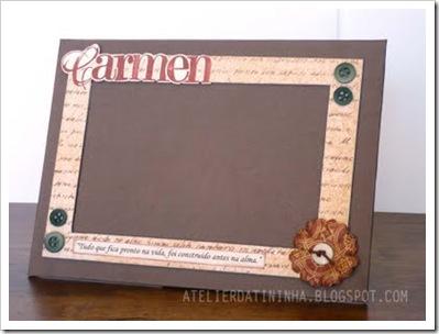 [07.2009] porta retrato Carmen001