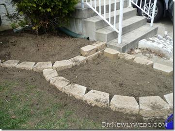 installing-retaining-wall