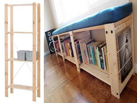 Rekacipta.net - Rekacipta Perabot DIY IKEA Hack 3