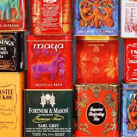 Selected teas2 by Sámuel Zalányi - Food & Drink Ingredients ( green, indian, ceylan, tea, english, black, cinese,  )