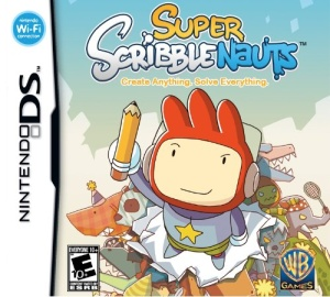 Descargar Super Scribblenauts NDS Gratis Español FIX + WoodM3 rev5
