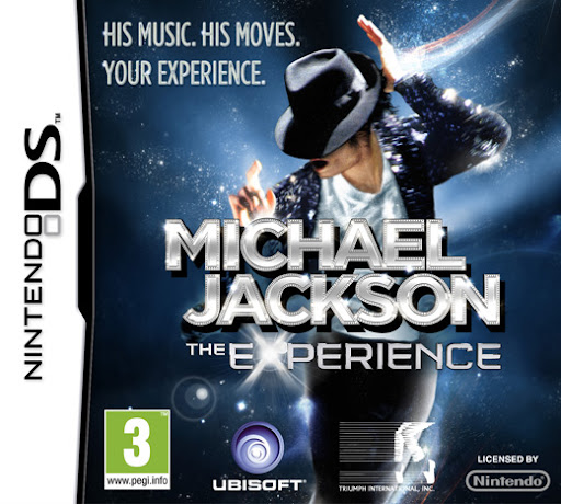 Michael Jackson The Experience [NDS] 5279
