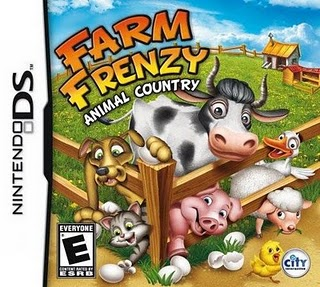 Farm Frenzy: Animal Country (USA) [NDS]