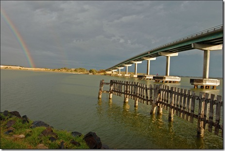 bridge to Hindmarsh Island