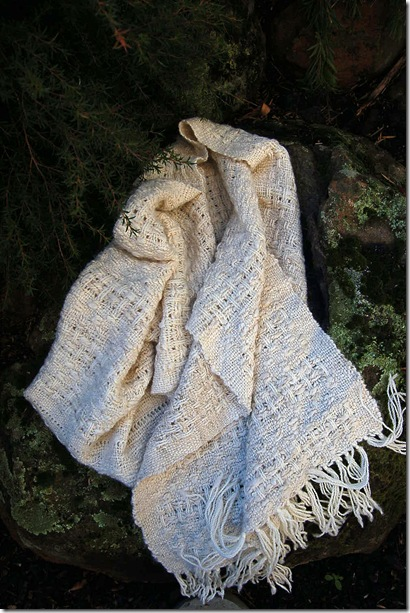 Alpaca project - Georgie's wrap