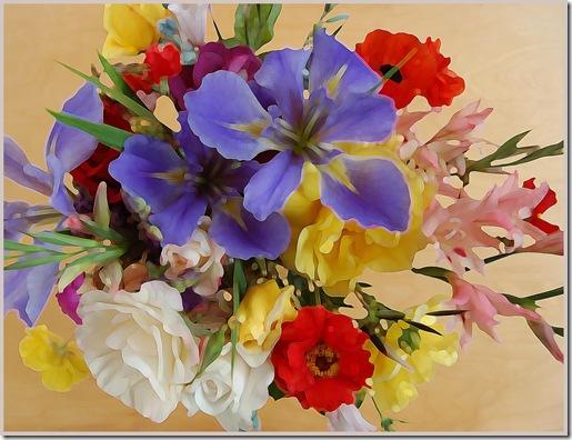 Mitty's flowers