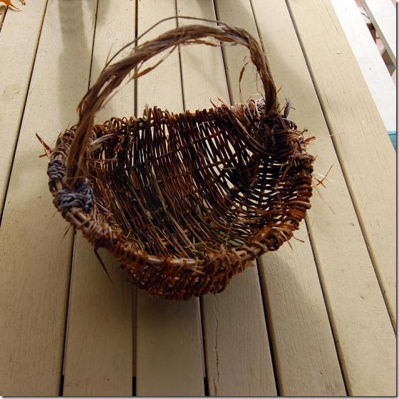 Basket by Lesley