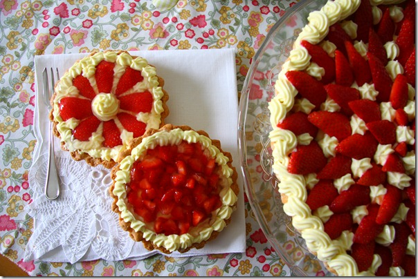crostata di fragole-4