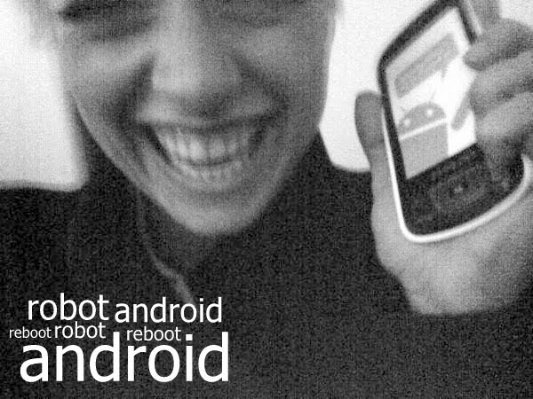 i like the way you work it: google android