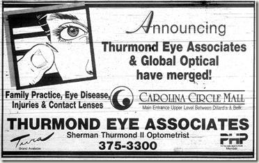 Thurmond Eye Associates February 1994