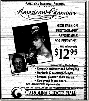American Glamour June 1992