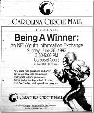 Football Show June 26, 1992