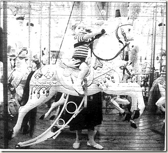 Boy on Carousel 1994