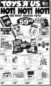 Toys 'R Us November 27, 1994