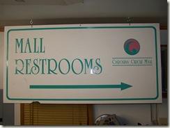 Restroom Sign 001