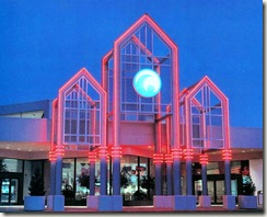 Main Entrance 1988
