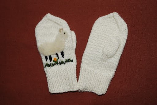 Knitted Nose Warmer Pattern : Pattern for knitted nose warmer,