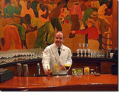 Sazerac Bar Bartender