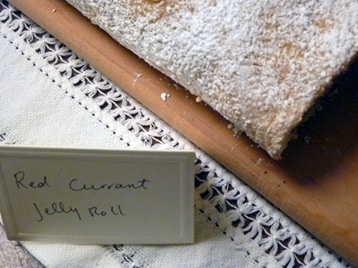 Red Currant Jelly Roll