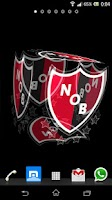 Screenshot of 3D Newell's Old Boys LWP