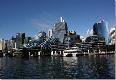 Central Business District from Darling Harbor, Sydney