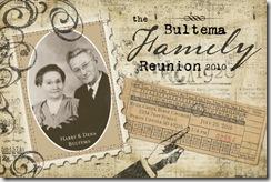 Bultema Reunion Postcard