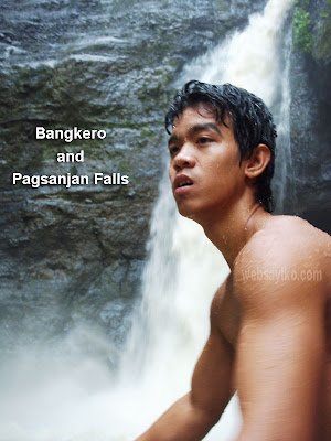 bangkero and falls