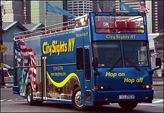 CitySights NY Bus