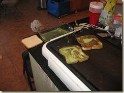 design a leprechaun trap green toast
