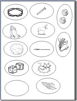 It is a picture of Smart Resurrection Egg Story Printable