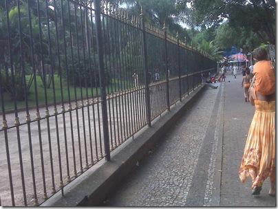 Pça Cercada Rio