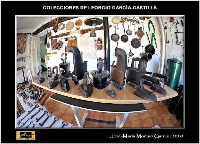 COLECCIONES DE LEONCIO GARCÍA-CASTILLA