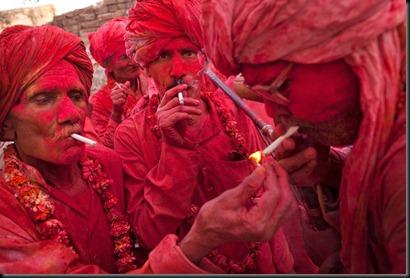 APTOPIX India Holi
