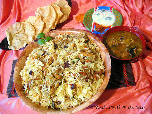 Mughal Biriyani