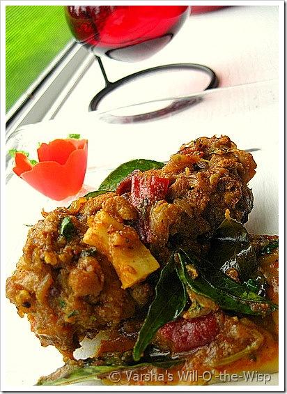 Chicken Ularthu