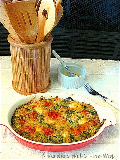 Baked Shrimp Fusilli