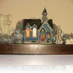 Mantle church