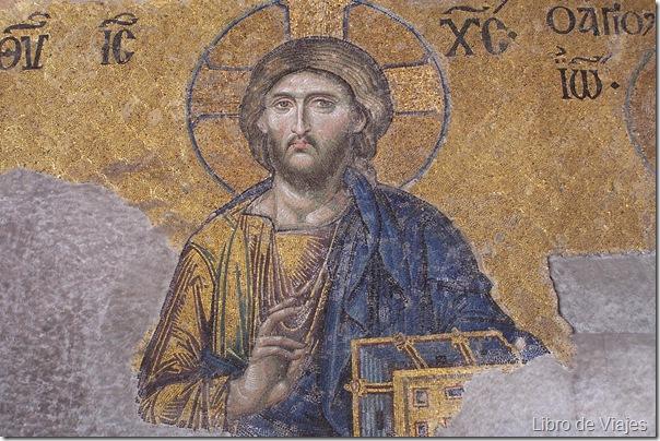 Mosaico Santa Sofía s.